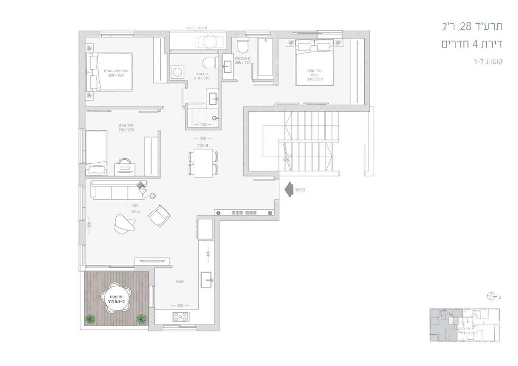 תכנית-דירת-4-חדרים-עורפית---תרעד-28